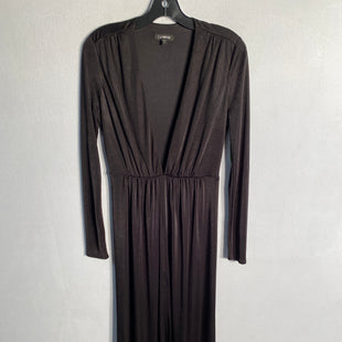 Primary Photo - BRAND: EXPRESSSTYLE: DRESS LONG LONG SLEEVECOLOR: BLACKSIZE: SSKU: 313-31328-15510
