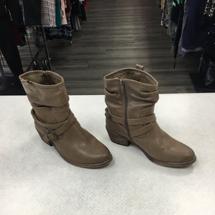 Primary Photo - BRAND: BARE TRAPS STYLE: BOOTS ANKLE COLOR: BROWN SIZE: 7 SKU: 313-31349-3213