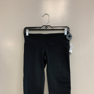 Primary Photo - BRAND: GAPFIT STYLE: ATHLETIC CAPRIS COLOR: BLACK SIZE: S SKU: 313-31349-4771