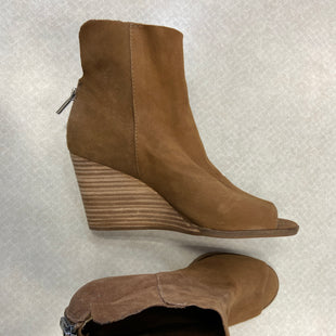 Primary Photo - BRAND: LUCKY BRAND STYLE: SHOES LOW HEEL COLOR: BROWN SIZE: 8.5 SKU: 313-31318-11982
