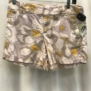 Primary Photo - BRAND: ANN TAYLOR LOFT STYLE: SHORTS COLOR: FLORAL SIZE: 2 SKU: 313-31332-6604