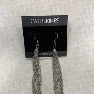 Primary Photo - BRAND: CATHERINES STYLE: EARRINGS COLOR: SILVER SKU: 313-31344-15203