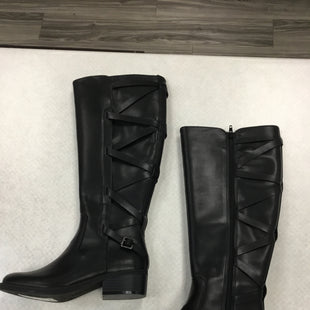 Primary Photo - BRAND:    CLOTHES MENTOR STYLE: BOOTS KNEE COLOR: BLACK SIZE: 5.5 OTHER INFO: TOETOS - SKU: 313-31344-18682