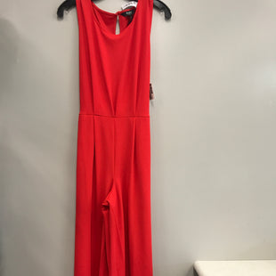 Primary Photo - BRAND:    CLOTHES MENTOR STYLE: DRESS LONG SLEEVELESS COLOR: RED SIZE: S OTHER INFO: DU JOUR - SKU: 313-31344-14312
