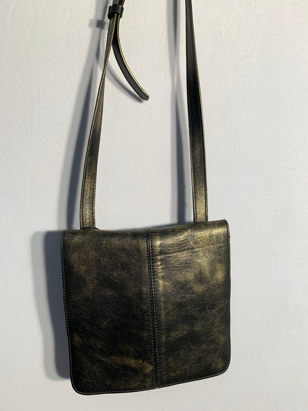 Primary Photo - BRAND: PATRICIA NASH<BR>STYLE: HANDBAG DESIGNER<BR>COLOR: BRONZE<BR>SIZE: SMALL<BR>SKU: 313-31344-4424