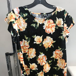Primary Photo - BRAND: ANA STYLE: TOP SHORT SLEEVE COLOR: FLOWERED SIZE: M SKU: 313-31344-16994