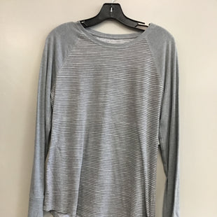Primary Photo - BRAND: TEK GEAR STYLE: ATHLETIC TOP COLOR: GREY SIZE: M SKU: 313-31344-17266