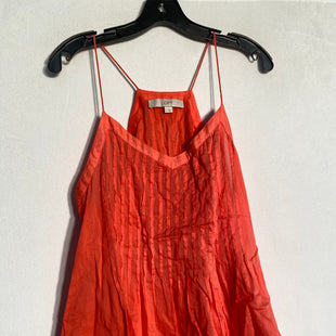 Primary Photo - BRAND: ANN TAYLOR LOFT STYLE: TANK TOP COLOR: CORAL SIZE: L SKU: 313-31344-16474