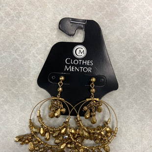 Primary Photo - BRAND:    CLOTHES MENTOR STYLE: EARRINGS COLOR: BRONZE OTHER INFO: CM - SKU: 313-31349-2047