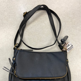 Primary Photo - BRAND:    CLOTHES MENTOR STYLE: HANDBAG COLOR: BLACK SIZE: SMALL SKU: 313-31344-21591
