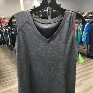 Primary Photo - BRAND: EDDIE BAUER STYLE: ATHLETIC TANK TOP COLOR: GREY SIZE: S SKU: 313-31328-34056