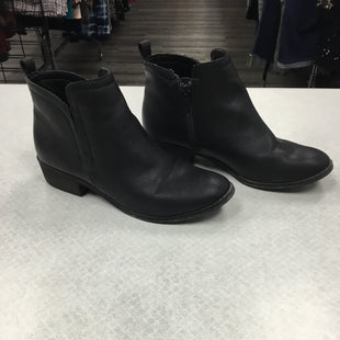 Primary Photo - BRAND: AMERICAN RAG STYLE: BOOTS ANKLE COLOR: BLACK SIZE: 8 SKU: 313-31344-20447