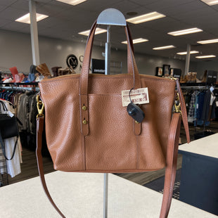 Primary Photo - BRAND: FOSSIL STYLE: HANDBAG DESIGNER COLOR: BROWN SIZE: SMALL SKU: 313-31344-12557