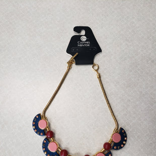 Primary Photo - BRAND: HENRI BENDEL STYLE: NECKLACE COLOR: BLUE RED SKU: 313-31311-26574
