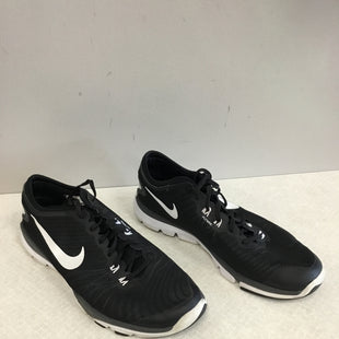 Primary Photo - BRAND: NIKE STYLE: SHOES ATHLETIC COLOR: BLACK SIZE: 11 SKU: 313-31311-32894