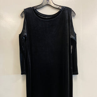 Primary Photo - BRAND:    CLOTHES MENTOR STYLE: DRESS SHORT LONG SLEEVE COLOR: VELVET SIZE: M OTHER INFO: ALISON ANDREWS - SKU: 313-31332-8951