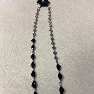 Primary Photo - BRAND:    CLOTHES MENTOR STYLE: NECKLACE COLOR: NAVY OTHER INFO: CM - SKU: 313-31349-2037