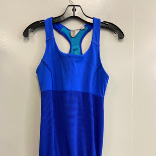 Primary Photo - BRAND: ATHLETA STYLE: ATHLETIC TANK TOP COLOR: BLUE SIZE: M SKU: 313-31328-34377