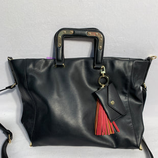 Primary Photo - BRAND: STEVE MADDENSTYLE: HANDBAGCOLOR: BLACKSIZE: MEDIUMSKU: 313-31347-1246