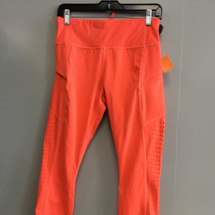 Primary Photo - BRAND: ATHLETA STYLE: ATHLETIC PANTS COLOR: ORANGE SIZE: M SKU: 313-31349-3953