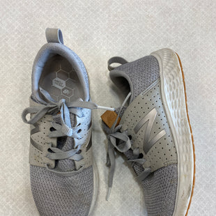 Primary Photo - BRAND: NEW BALANCE STYLE: SHOES ATHLETIC COLOR: GREY SIZE: 7 SKU: 313-31352-126