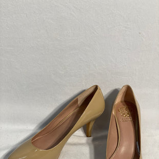 Primary Photo - BRAND: VINCE CAMUTOSTYLE: SHOES LOW HEELCOLOR: NUDESIZE: 9SKU: 313-31328-31071