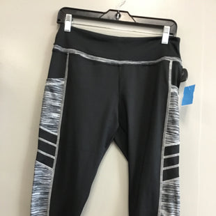 Primary Photo - BRAND:    CLOTHES MENTOR STYLE: ATHLETIC CAPRIS COLOR: BLACK SIZE: XL SKU: 313-31332-9627