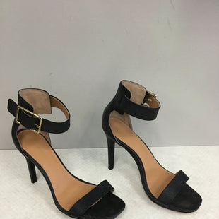 Primary Photo - BRAND: CALVIN KLEIN STYLE: SHOES HIGH HEEL COLOR: BLACK SIZE: 7.5 SKU: 313-31318-11981