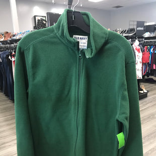 Primary Photo - BRAND: OLD NAVY STYLE: ATHLETIC JACKET COLOR: GREEN SIZE: S SKU: 313-31349-517