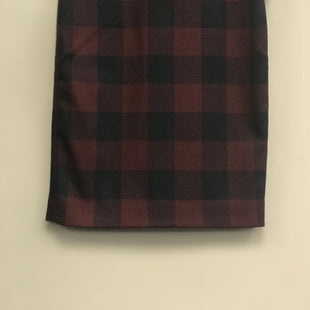Primary Photo - BRAND: ANN TAYLOR STYLE: SKIRT COLOR: RED BLUE SIZE: 0 SKU: 313-31344-17932