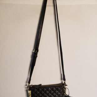 Primary Photo - BRAND:    CLOTHES MENTOR STYLE: HANDBAG COLOR: BLACK SIZE: SMALL SKU: 313-31311-25201