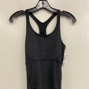 Primary Photo - BRAND: ATHLETA STYLE: ATHLETIC TANK TOP COLOR: BLACK SIZE: S SKU: 313-31311-32095