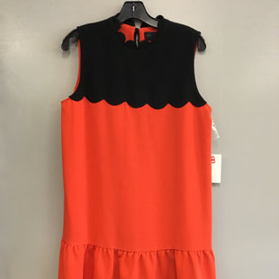 Primary Photo - BRAND:    CLOTHES MENTOR STYLE: DRESS SHORT SLEEVELESS COLOR: ORANGE SIZE: M OTHER INFO: VICTORIABECKHAM - SKU: 313-31344-17711