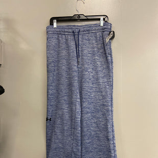 Primary Photo - BRAND: UNDER ARMOUR STYLE: ATHLETIC PANTS COLOR: BLUE SIZE: M SKU: 313-31332-10043