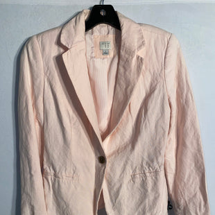 Primary Photo - BRAND: A NEW DAYSTYLE: BLAZER JACKETCOLOR: LIGHT PINKSIZE: SSKU: 313-31328-30538
