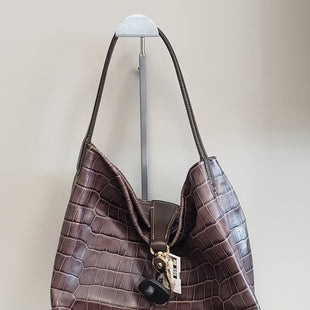 Primary Photo - BRAND: DOONEY AND BOURKE STYLE: HANDBAG DESIGNER COLOR: BROWN SIZE: MEDIUM SKU: 313-31332-7172