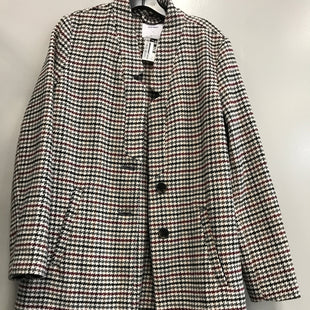 Primary Photo - BRAND: OLD NAVY STYLE: COAT LONG COLOR: PRINT SIZE: M SKU: 313-31311-30318