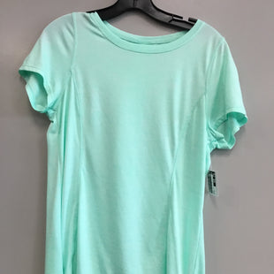 Primary Photo - BRAND: AVIA STYLE: ATHLETIC TOP SHORT SLEEVE COLOR: MINT SIZE: M SKU: 313-31344-15414