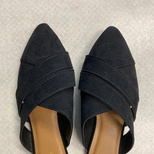 Primary Photo - BRAND: QUPID STYLE: SHOES FLATS COLOR: BLACK SIZE: 8.5 SKU: 313-31332-10857