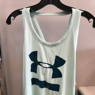 Primary Photo - BRAND: UNDER ARMOUR STYLE: ATHLETIC TANK TOP COLOR: MINT SIZE: M SKU: 313-31311-31902