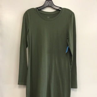 Primary Photo - BRAND: DIP STYLE: DRESS SHORT LONG SLEEVE COLOR: HUNTER GREEN SIZE: M SKU: 313-31344-20638