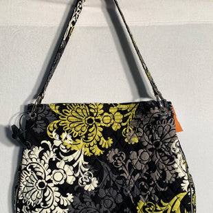Primary Photo - BRAND: VERA BRADLEYSTYLE: HANDBAGCOLOR: BLACKSIZE: MEDIUMSKU: 313-31344-10148