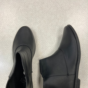 Primary Photo - BRAND:    CLOTHES MENTOR STYLE: BOOTS ANKLE COLOR: BLACK SIZE: 10 OTHER INFO: SOLE MATES - SKU: 313-31344-20761