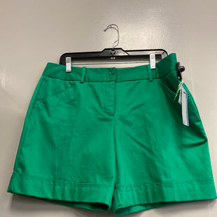 Primary Photo - BRAND: WORTHINGTON STYLE: SHORTS COLOR: GREEN SIZE: 12 SKU: 313-31344-13085