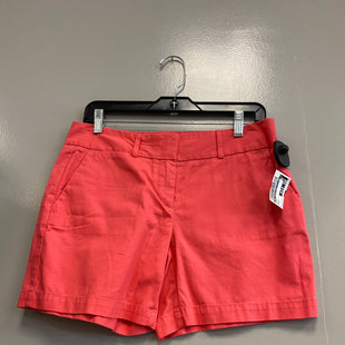 Primary Photo - BRAND: ANN TAYLOR LOFT STYLE: SHORTS COLOR: PINK SIZE: 2 SKU: 313-31332-6595