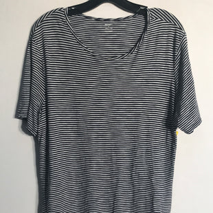 Primary Photo - BRAND: OLD NAVY STYLE: TOP SHORT SLEEVE COLOR: STRIPED SIZE: XL SKU: 313-31328-27991
