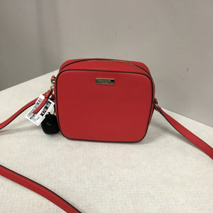 Primary Photo - BRAND: KATE SPADE STYLE: HANDBAG DESIGNER COLOR: RED SIZE: SMALL SKU: 313-31344-19747