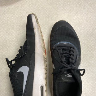 Primary Photo - BRAND: NIKE STYLE: SHOES ATHLETIC COLOR: BLACK WHITE SIZE: 7 SKU: 313-31344-22230