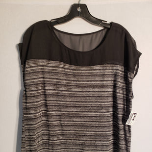 Primary Photo - BRAND: ANN TAYLOR O STYLE: TOP SLEEVELESS COLOR: BLACK SIZE: XL SKU: 313-31328-24921