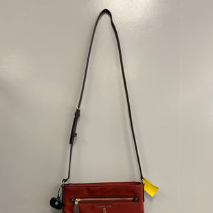 Primary Photo - BRAND: MICHAEL KORS STYLE: HANDBAG DESIGNER COLOR: ORANGE SIZE: LARGE SKU: 313-31311-30621